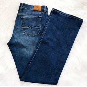 LUCKY BRAND SWEET AND LOW DENIM JEANS